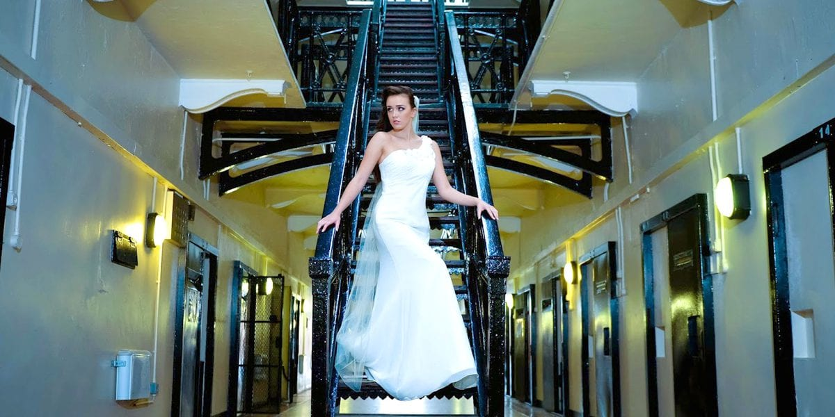 Weddings at the Crumlin Road Gaol