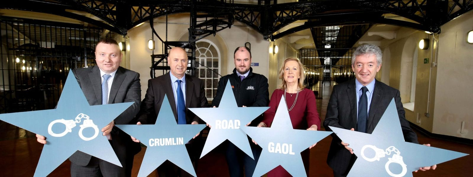 Crumlin Road Gaol Locks In 5-Star Rating