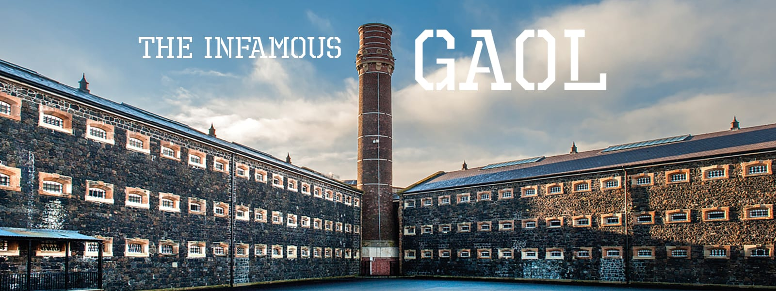 Slider Image – Events at the Crumlin Road Gaol
