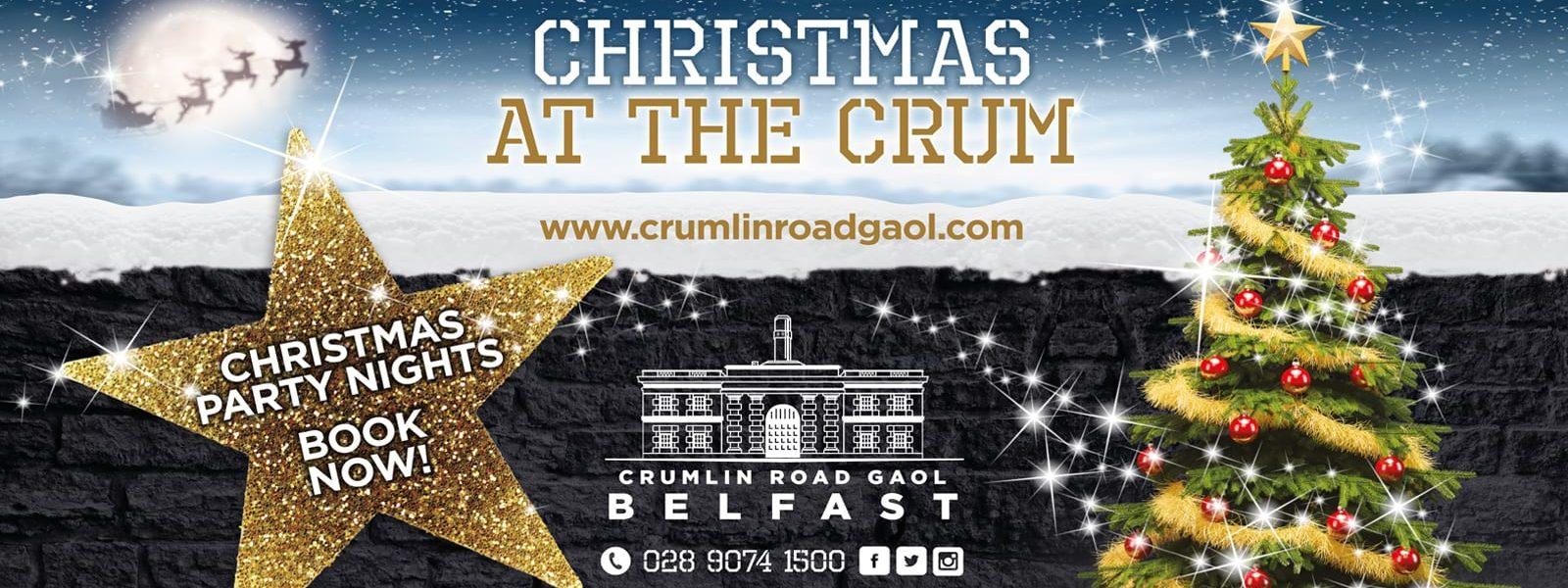 Christmas Party Nights at Crumlin Road Gaol