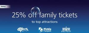 O2 Franchise Promotion