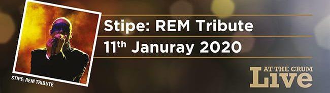 Stipe: REM Tribute
