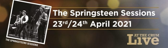 Book the Springsteen Sessions