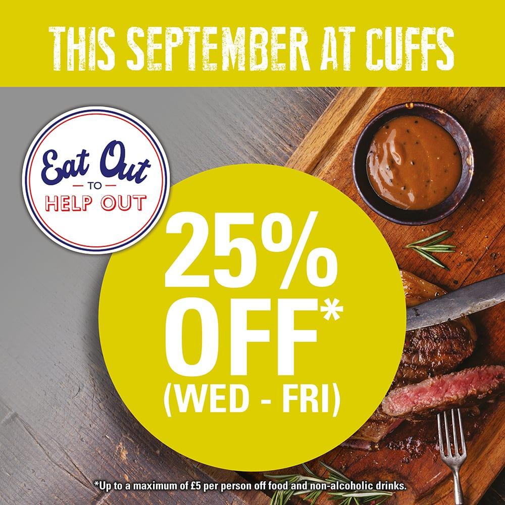 Cuffs Bar & Grill