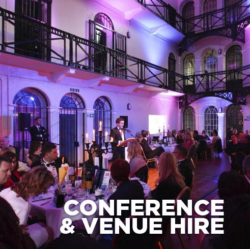 Conference & Venue Hire