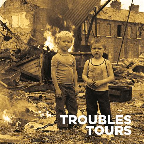 TROUBLES TOURS