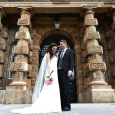 Crumlin Road Gaol - an alternative wedding venue