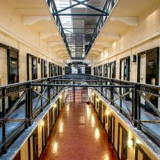 Crumlin Road Gaol spaces